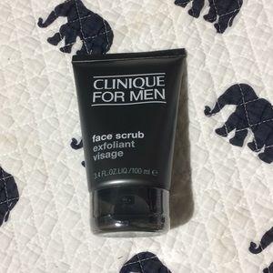 LAST CHANCE FIRM Clinique for Men Face Scrub